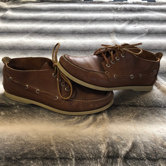 b03445b4c5e Sperry Top-Sider High Ankle Boat Shoes